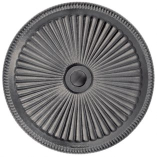Umbrella base 50lb - Classic - Anthracite top view