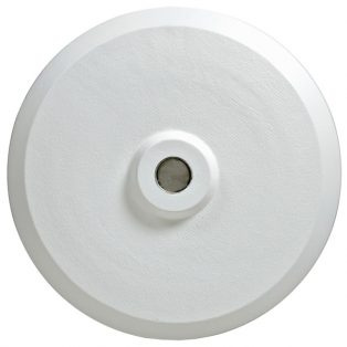 Umbrella base 50lb - White top view