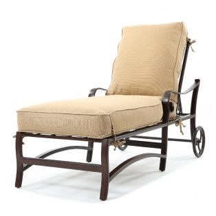 Veracruz outdoor chaise lounge