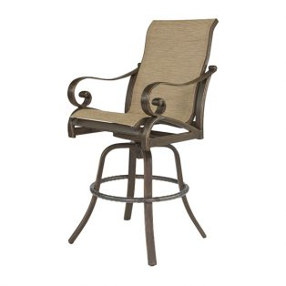 Veracruz sling bar stool