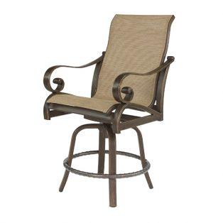 Veracruz sling counter stool