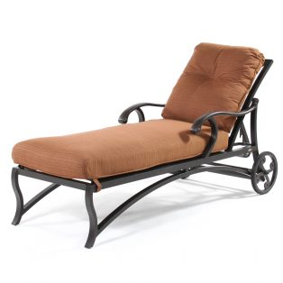Volare chaise lounge