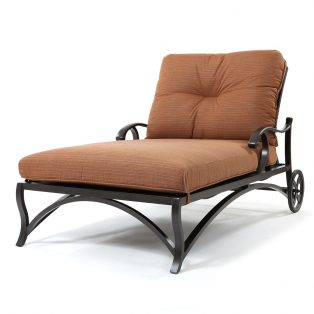 Volare oversized chaise lounge