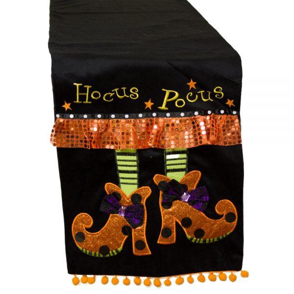 Hocus Pocus table runner