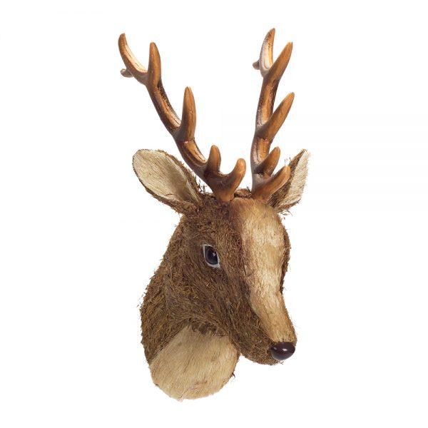 Sisal deer head