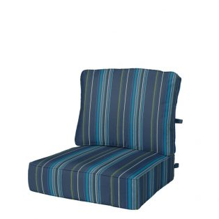 Hanamint deluxe straight-front deep seating cushion