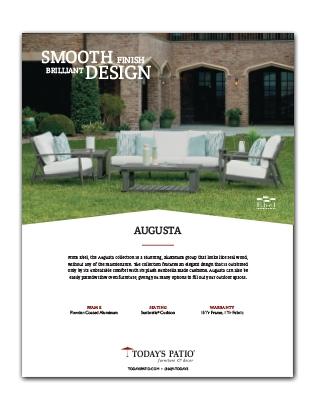 Augusta Collection Info Sheet