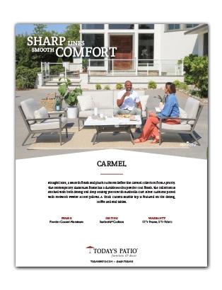 Carmel Collection Info Sheet