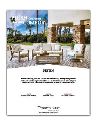 Destin Collection Info Sheet