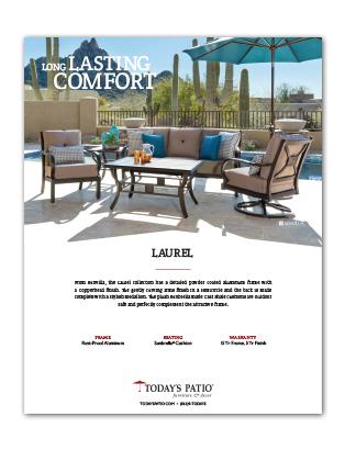 Laurel Collection Info Sheet