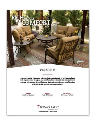 Veracruz Collection Info Sheet