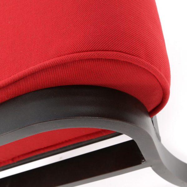 Mallin Sunbrella Flagship Ruby outdoor fabric detail