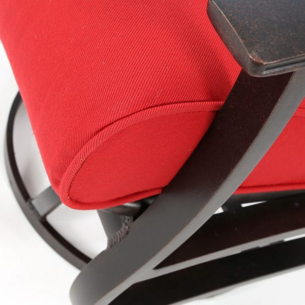 Mallin Sunbrella Flagship Ruby outdoor fabric detail