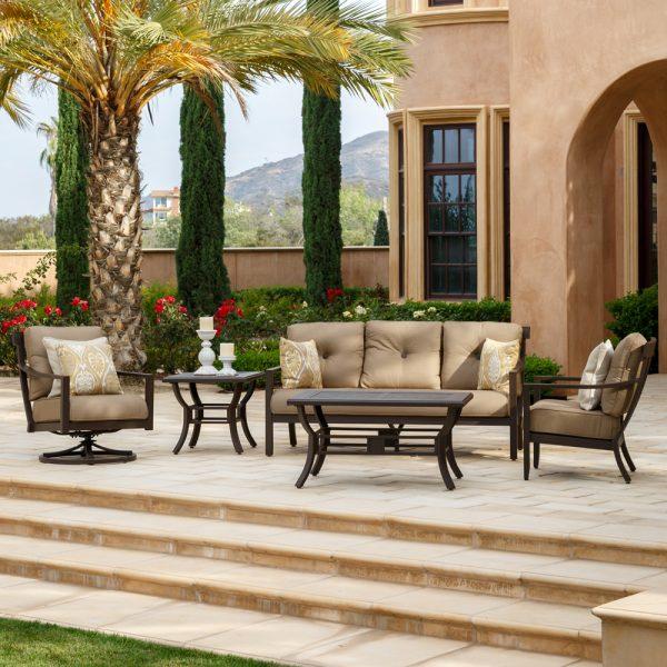 Sunvilla Allegro aluminum outdoor furniture