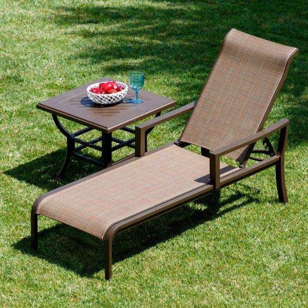 Sunvilla Allegro aluminum patio furniture