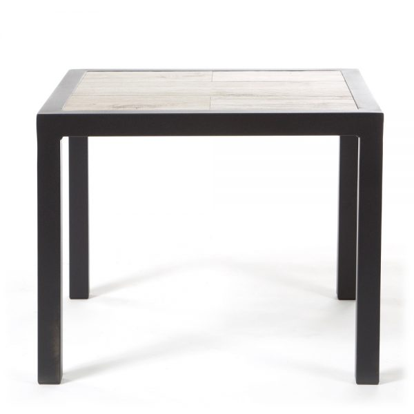 OW Lee Altura outdoor side table front view