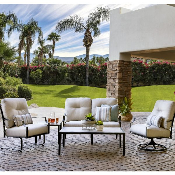 OW Lee Altura patio furniture collection