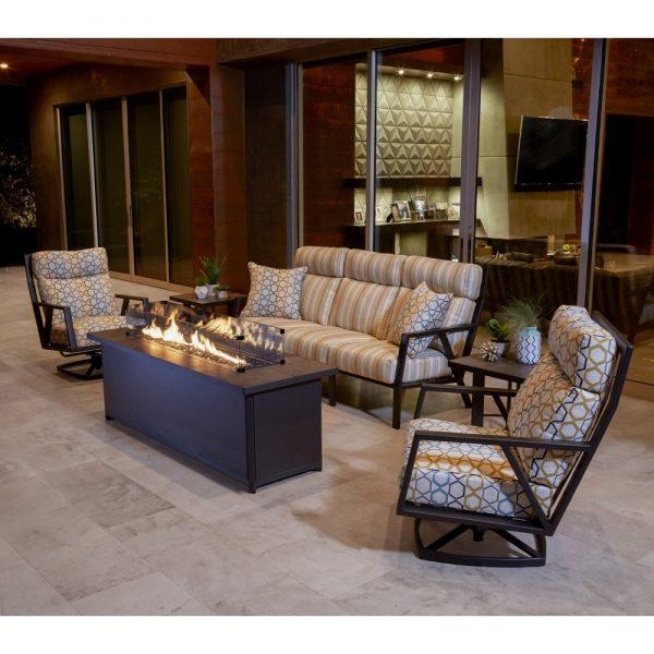 OW Lee Aris aluminum furniture collection