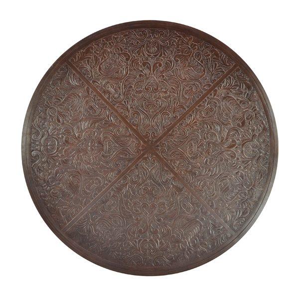 Castelle Artisan cast aluminum table top