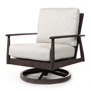 Augusta swivel rocker club chair