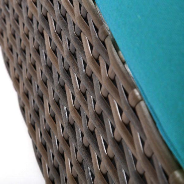 North Cape Aspen weave detail