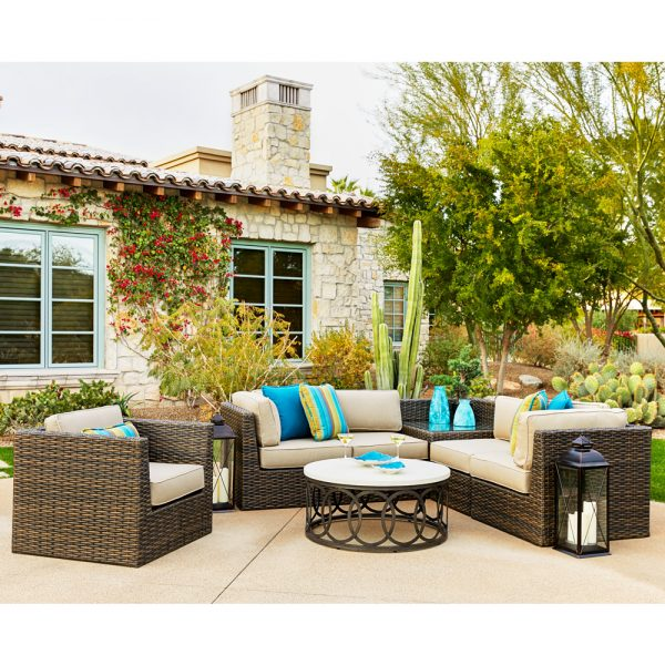 Bellanova outdoor wicker furniture