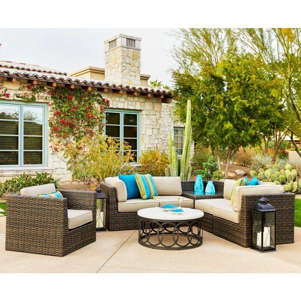 Bellanova outdoor wicker furniture