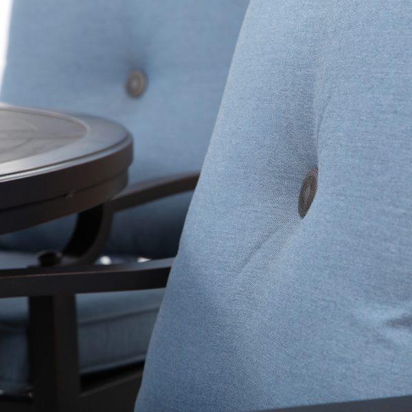 Sunvilla Sunbrella Spectrum Denim outdoor fabric