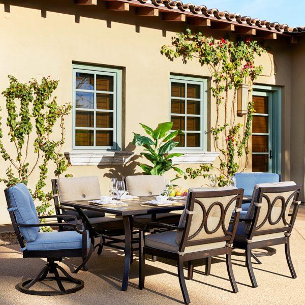 Sunvilla Bellevue outdoor dining furniture