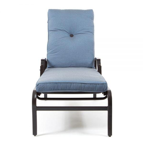 Sunvilla Aragon chaise lounge front view