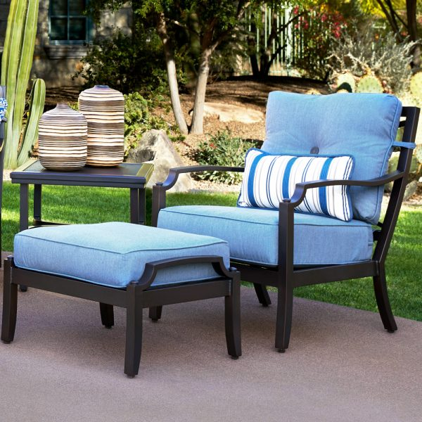 Sunvilla Bellevue aluminum patio furniture