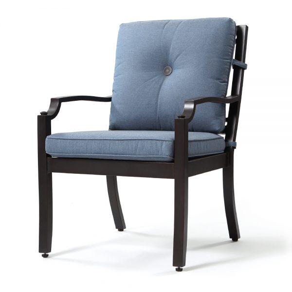 Bellevue aluminum dining chair