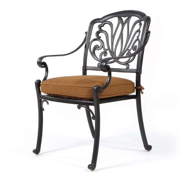 Biscayne patio dining chair