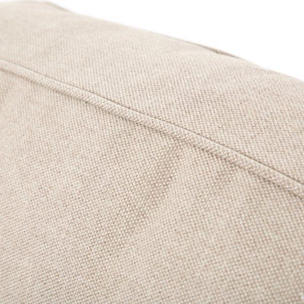 NCI Cabo swivel club chair with Sunbrella Blend Sand cushions
