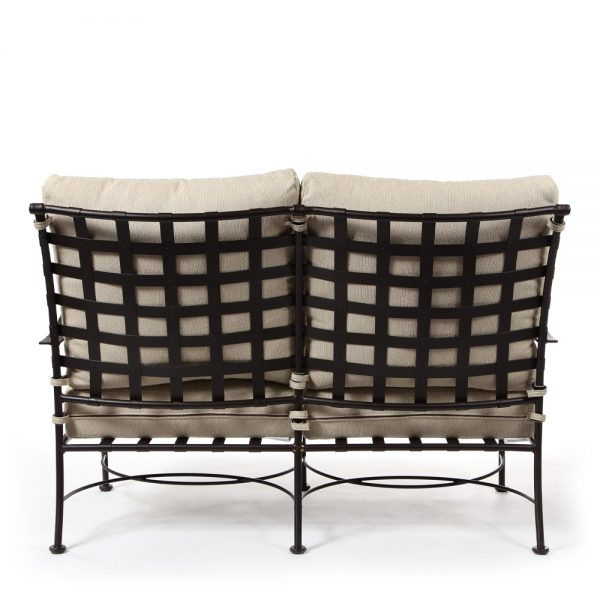 OW Lee Classico loveseat back view