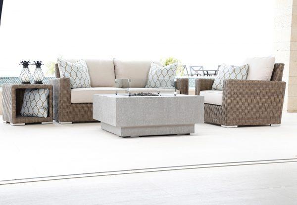 Sunset Coronado wicker patio furniture