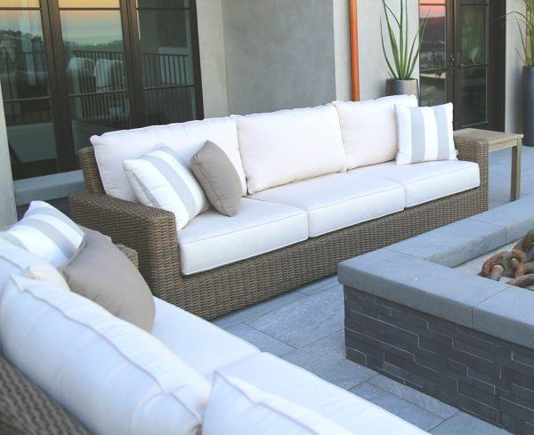 Sunset West Coronado wicker patio furniture