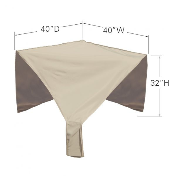 CP404 Sectional or modular corner cover dimensions