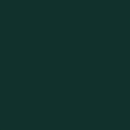Tropitone Bright Forest Green finish color