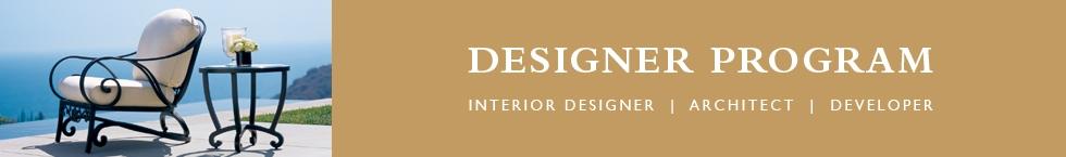 Designer Program Header Bar