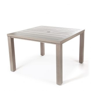"Destin 43"" square dining table"