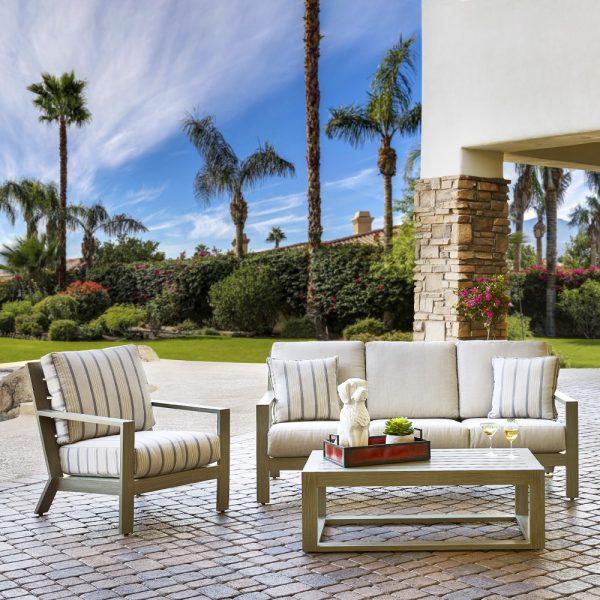 Ebel aluminum patio furniture