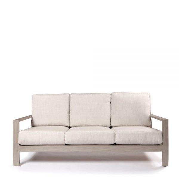 Destin outdoor sofa front