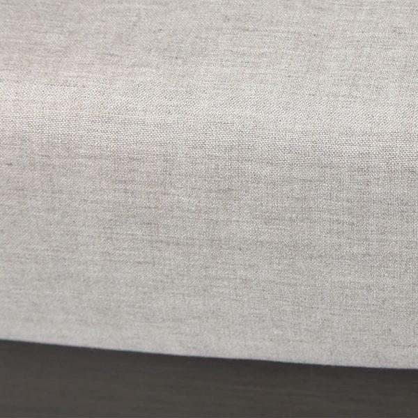 Denmark outdoor chair with Sunbrella Cast Silver cushions