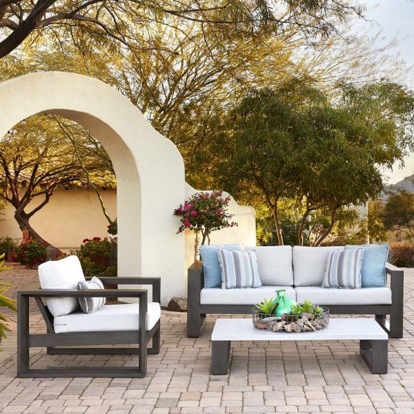 Ratana patio furniture