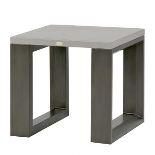 "Denmark 23.5"" square side table"