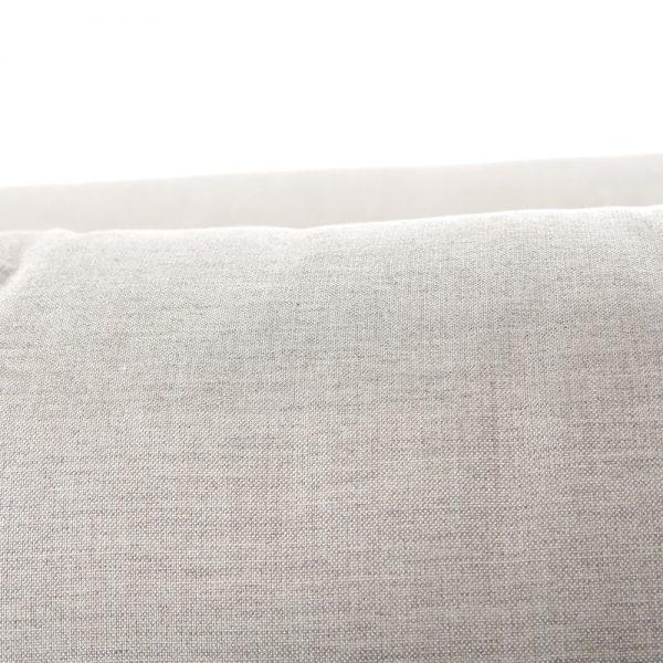 Denmark sofa with Sunbrella Cast Shale cushions