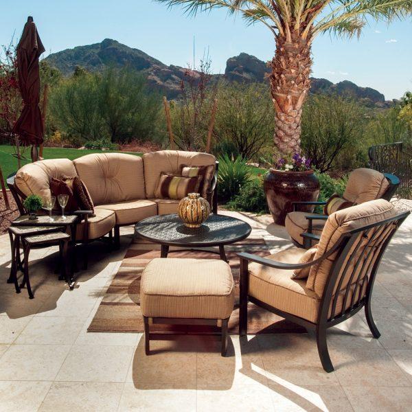 Mallin Ellington patio furniture