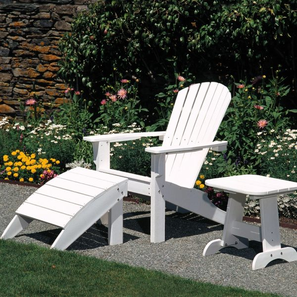 Seaside Casual classic adirondack patio furniture