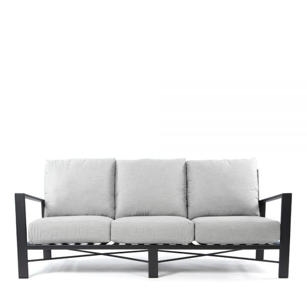 OW Lee Gios patio sofa front view